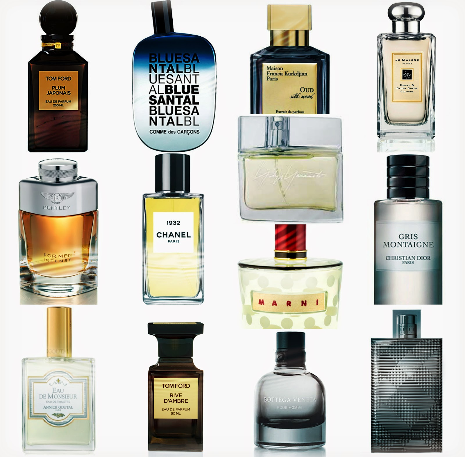pics Fragrance Foundation Awards: 2014 Winners
