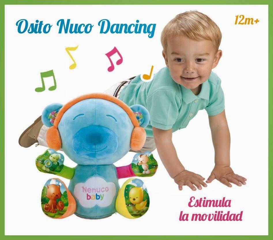 Osito Nuco Dancing