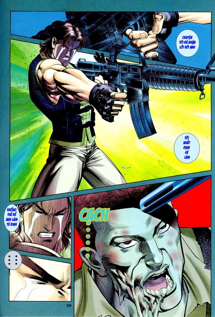 Resident Evil 3 chap 4 - Trang 20