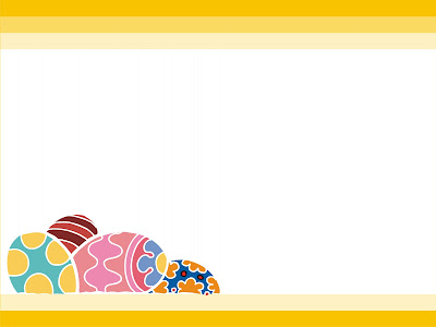 Easter PowerPoint background