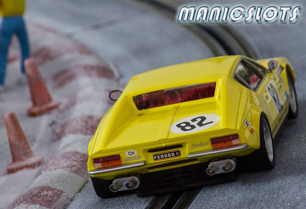 Pantera slot car