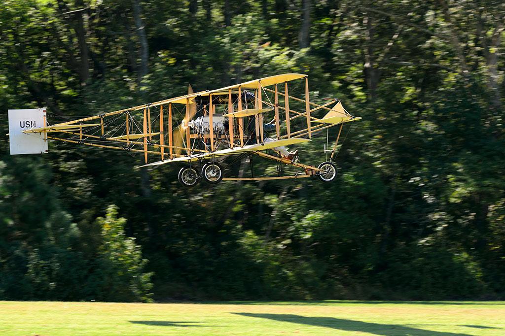 1911 Curtiss Model D
