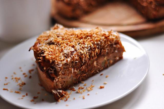 Gryczana szarlotka z kokosową posypką | bezglutenowe | dietetyczne | bez laktozy