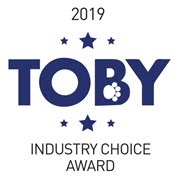 TOBY Industry Choice Award 2019