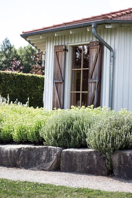 Garten der Sinne , Gartenhaus, Garteninspiration