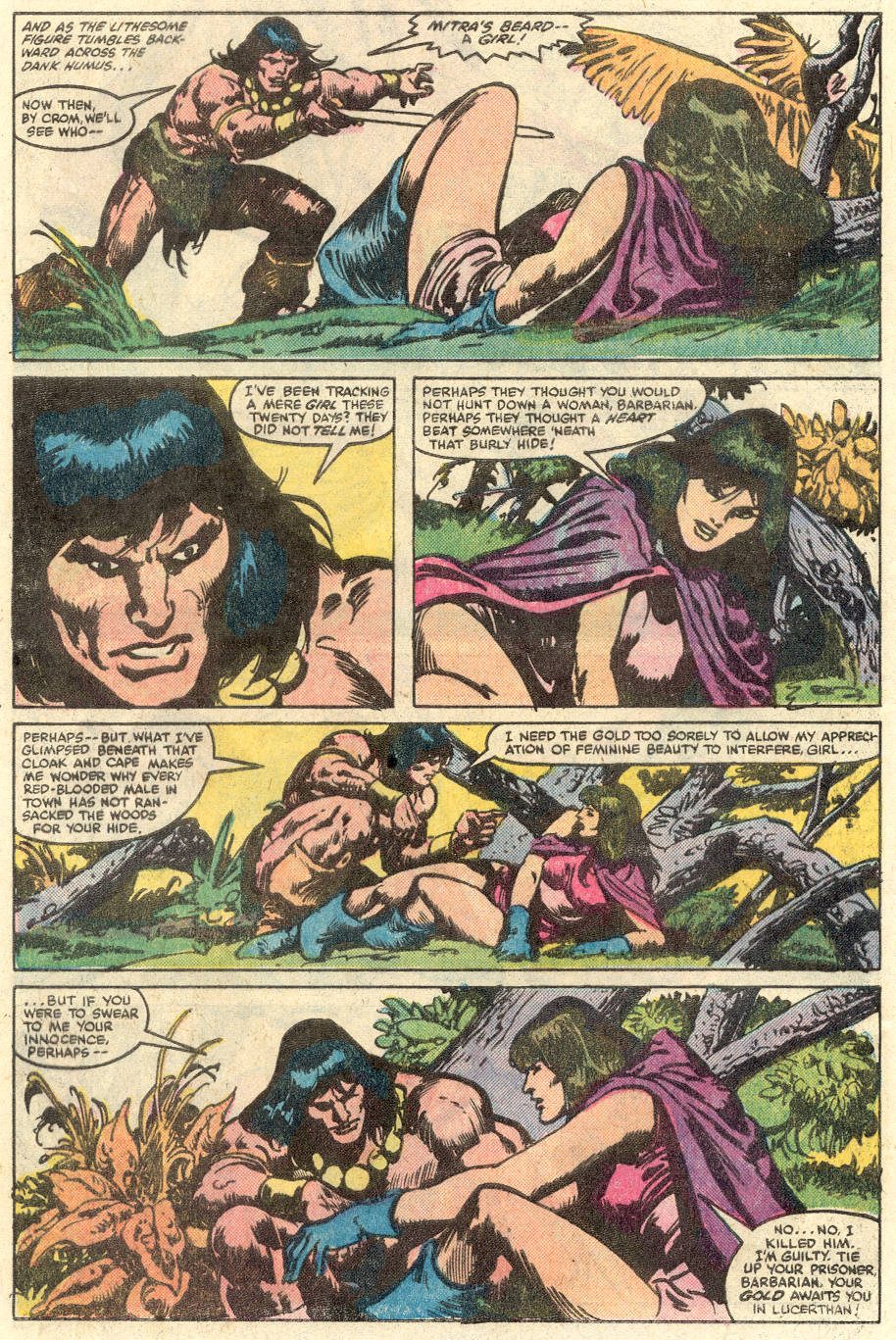 Conan the Barbarian (1970) Issue #134 #146 - English 6