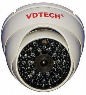 Lắp đặt Camera Vdtech VDT-135AHD 2.0