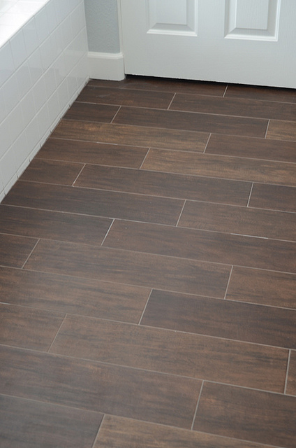 Best Plan Blog Archive Bath Room Ceramic Flooring Looks Like Wood