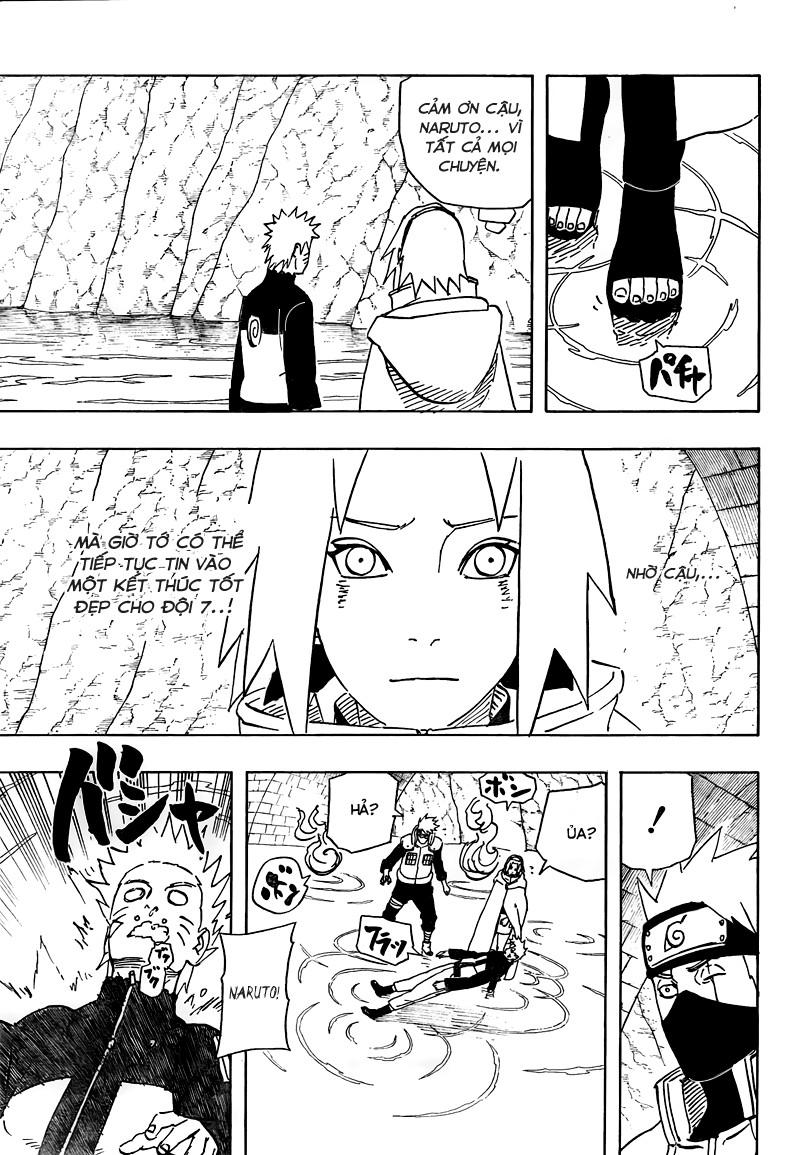 Naruto chap 487 Trang 9 - Mangak.info