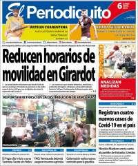 06/04/2020   PRIMERA PAGINA DIARIO DE VENEZUELA