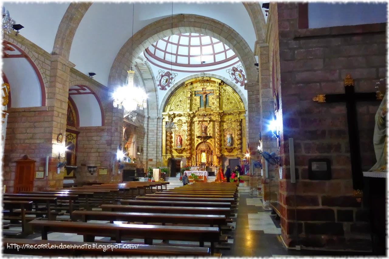 Retablo iglesia San Miguel, Vilches