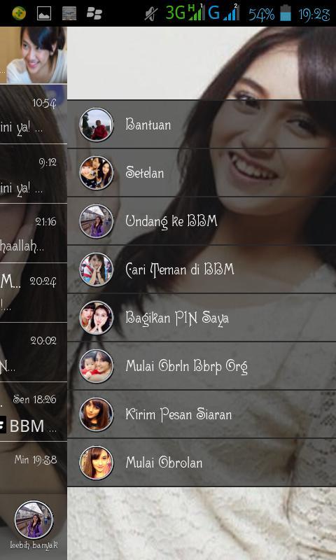 BBM Android JKT48
