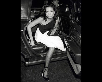 Bianca Jagger Style
