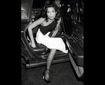 Bianca Jagger Style