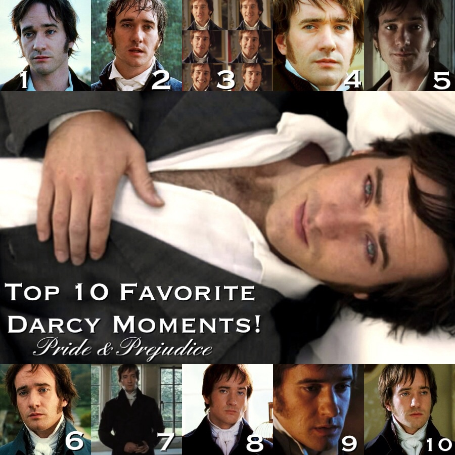 Top 10 Favorite Darcy Moments In Pride Prejudice 2005 Movie