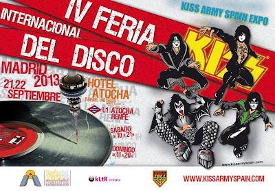 IV feria del disco internacional 2013
