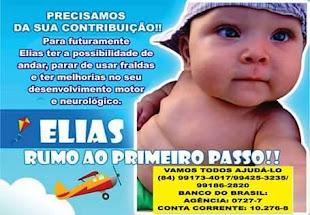 CLICK NA IMAGEM PARA AJUDAR O ELIAS DE CAIÇARA DO NORTE/RN