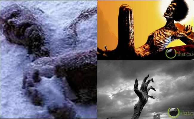 10 Gejala Aneh yang Timbul sebelum dan Sesudah Manusia Mati