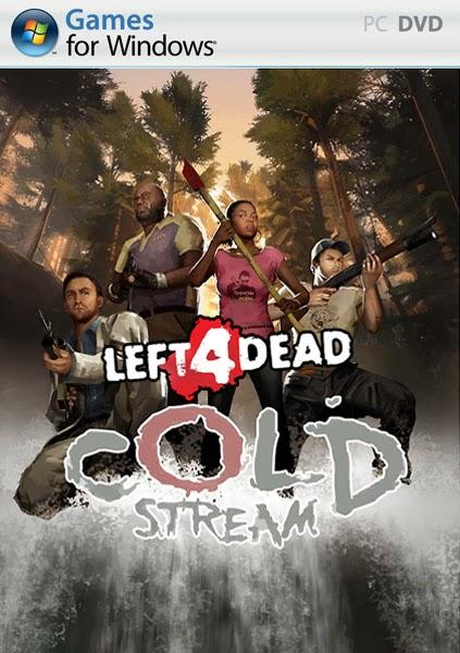 Left 4 Dead 2 Cold Stream Cover