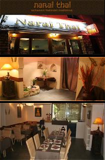 image Restaurant Thailandais Narai Thai à Toulouse