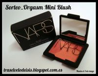 Sorteo Orgasm Mini Blush