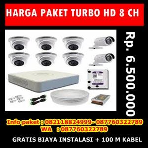 HARGA PAKET 8 CH