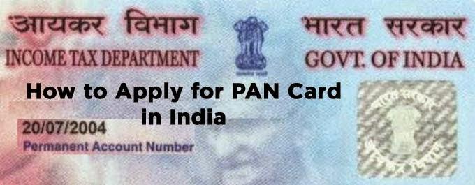 Pan Card India