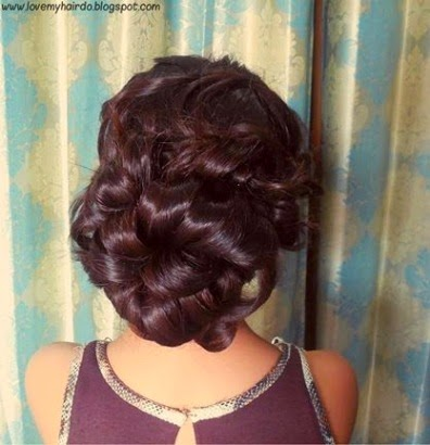 "alt=""romantic updo"""