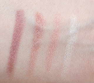 Nicka K New York - HQ Quad Eyeshadow swatch