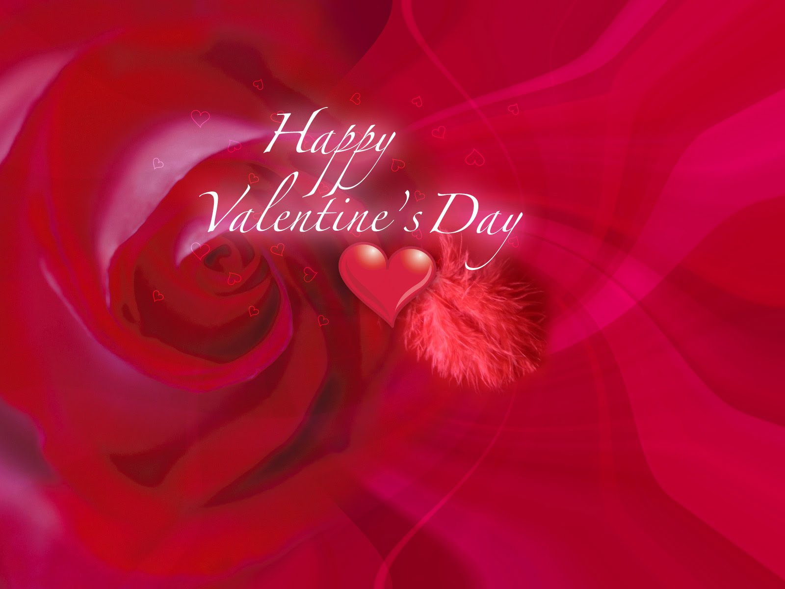 Warm Wishes Of Happy Valentines Day