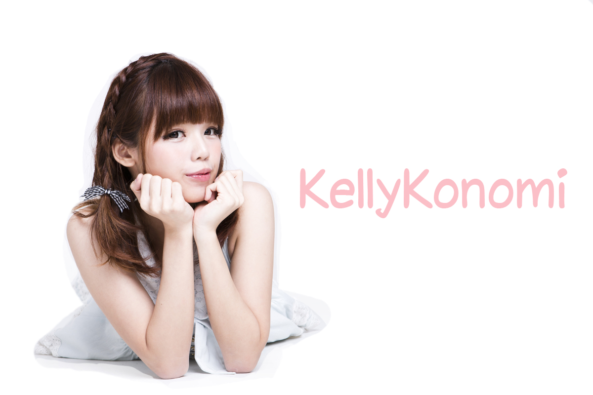 Kellykonomi.com ♪ Let's be pretty together