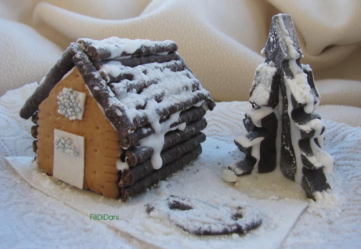 Quello che le mie mani sanno creare dicembre 2012 for Case in stile ranch in stile log cabin