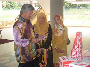 Tongkat Ali Nu-Prep 100 Bersama KKM ' Dinasihatkan Tidak Ujud Produk Tiruan'