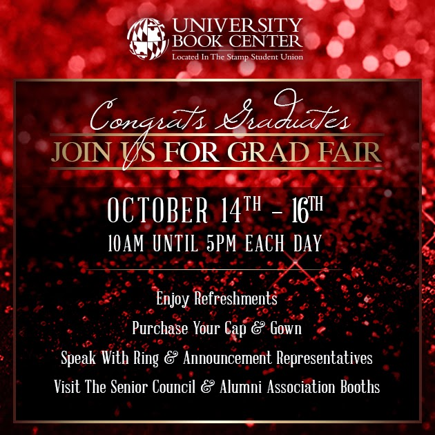 CCJS@USG News and Updates: UMD Grad Fair--THIS WEEK IN CP