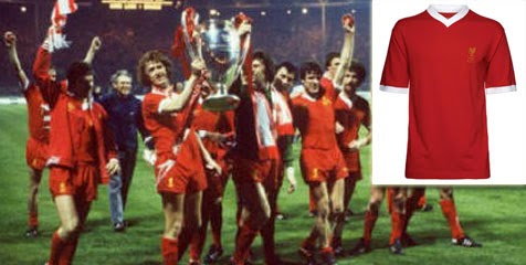 Jersey Klasik Sepakbola Paling Historis Di Dunia