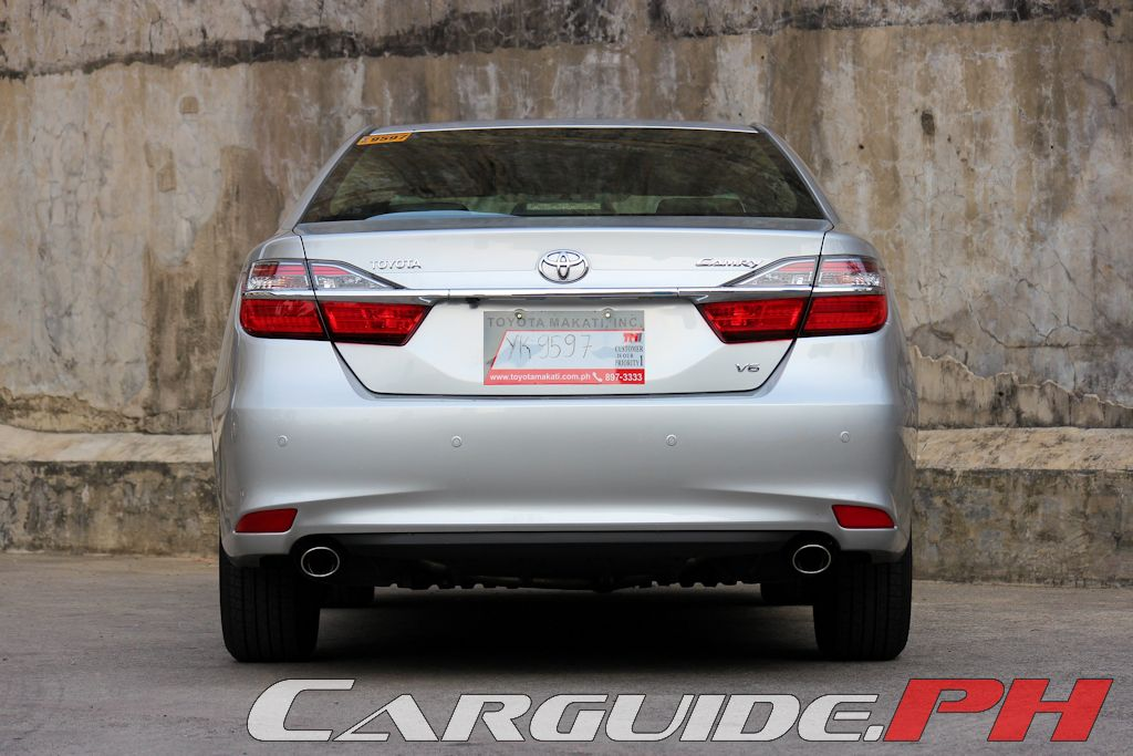 review 2015 toyota camry 3 5 q carguide ph philippine car news car revi. Black Bedroom Furniture Sets. Home Design Ideas