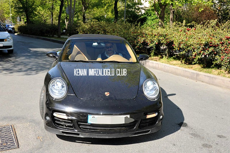 photo of Kenan Imirzalioglu Porsche - car