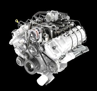 Ford Pickup F-250 Doble Cabina motor