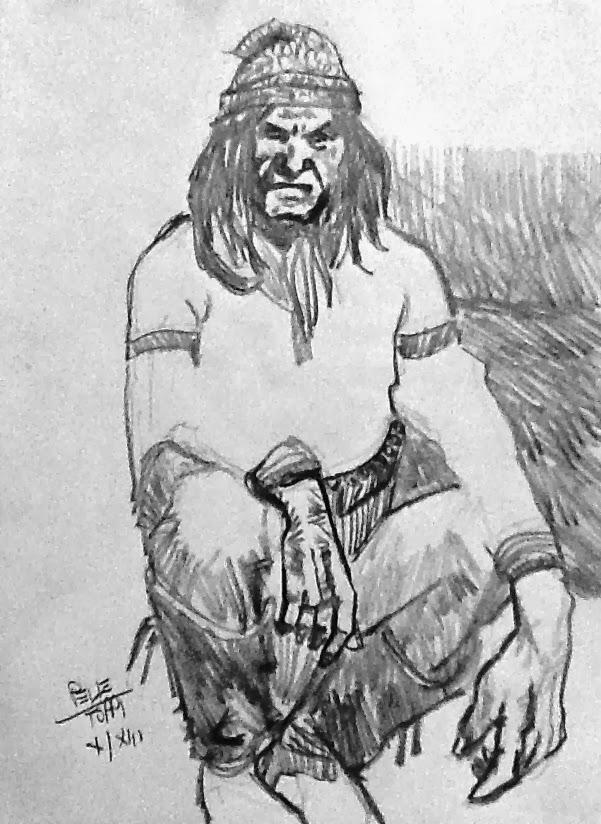 Geronimo Pelle-Toppi (cattivo dentro)