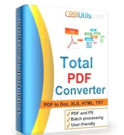 Total PDF Converter v2.1.214 + Key