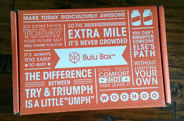 My First Bulu Box *Reivew*