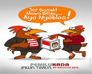 Hasil Pilgub Jawa Timur 2013