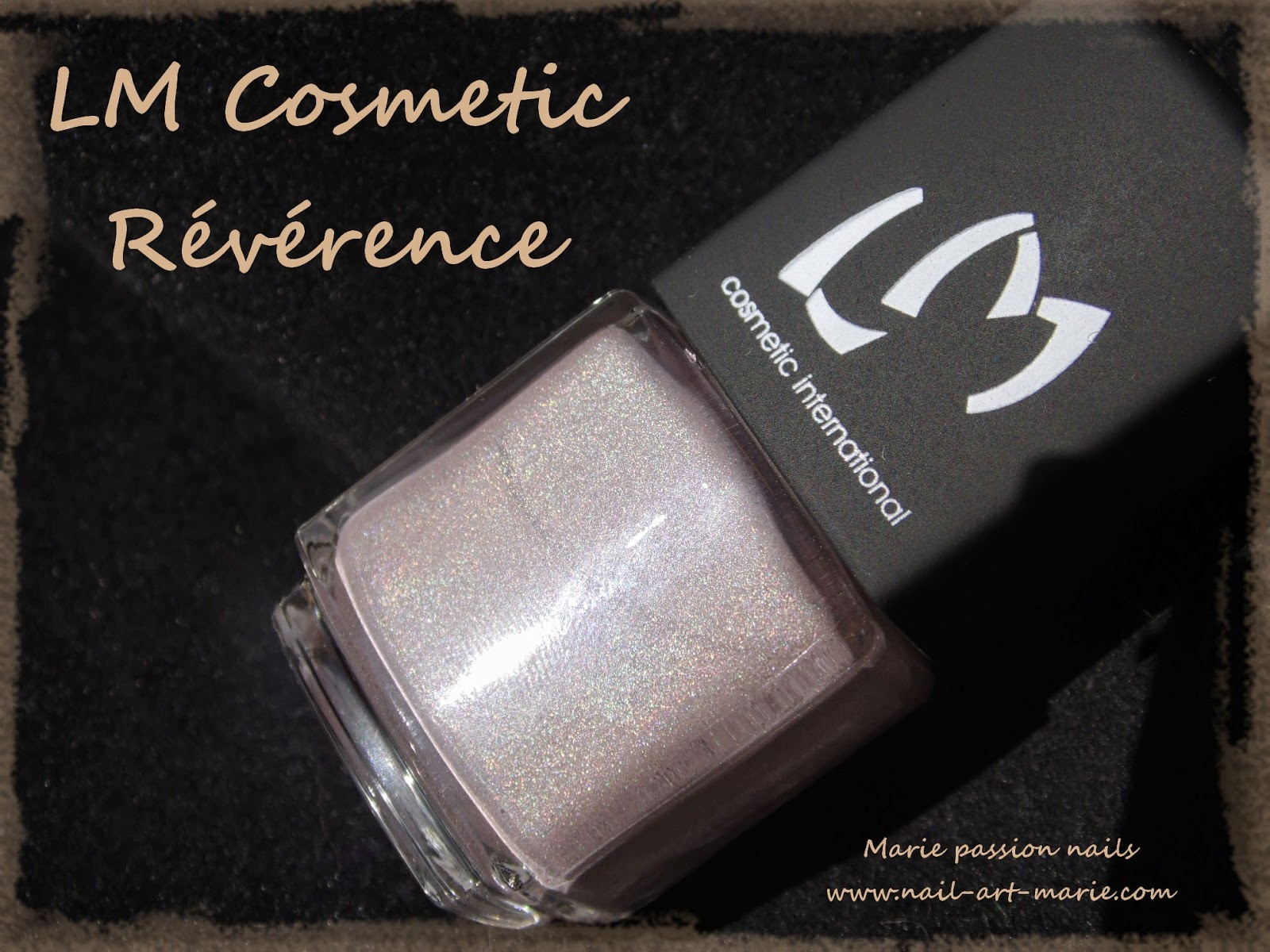 LM Cosmetic Révérence1