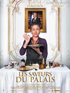 Ver online: Les saveurs du Palais (La cocinera del presidente) 2012