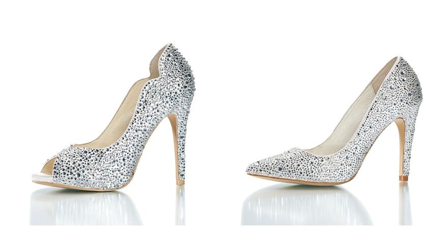 Bling Wedding Shoes 1 Epic