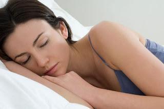 Turun Berat Badan Dengan Tidur Cukup