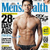 James Reid Shows a Fast-Track to a Sexy Abs in Men's Health Cover
