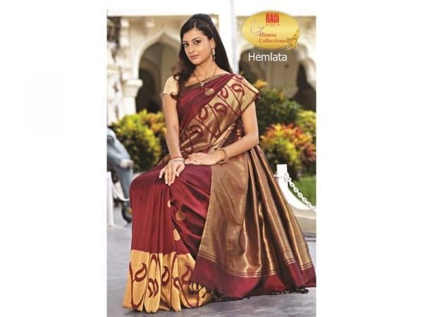 Rasi Silk Sari