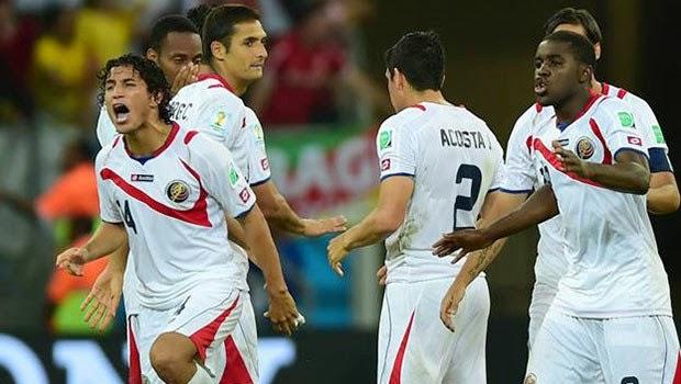 Kosta Rika 6 - 4 Yunanistan