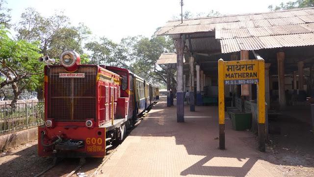 Matheran Station